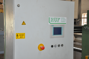 Brikety - Výroba brikiet RUF