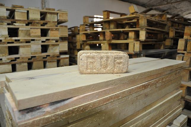 Výroba Brikier RUF